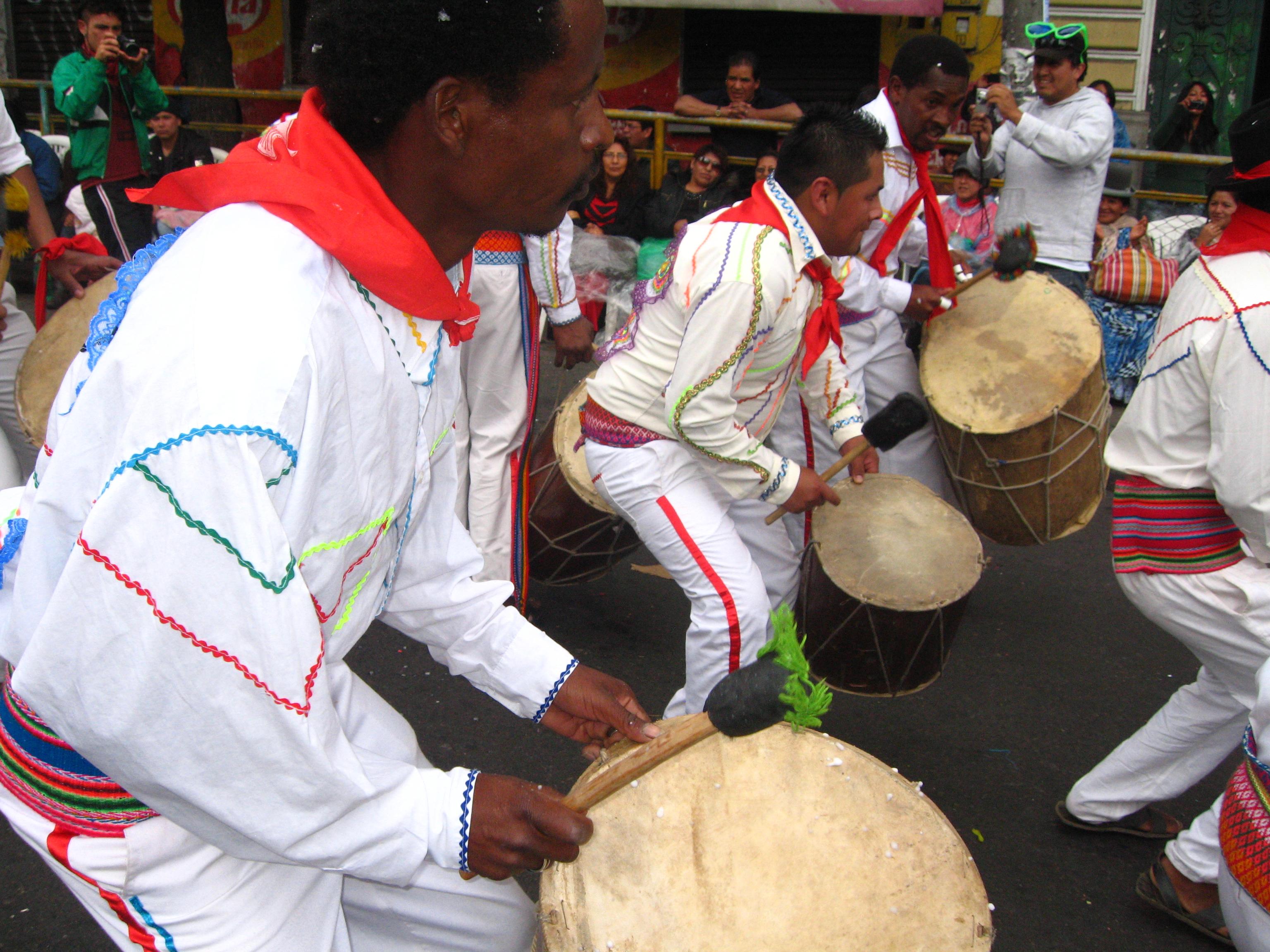 Carnaval in La Paz